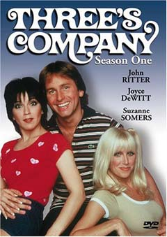 joyce dewitt threes company 1st season dvd disc 1 three s company